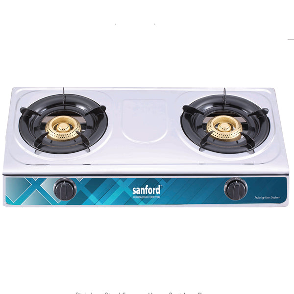 Sanford 2 Burner Gas Cooker - SF 5313