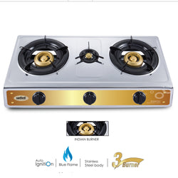 Sanford 3 Burner Gas Cooker - SF 5357