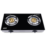 Sanford 2 Burner Glass Top Gas Cooker - SF 5361