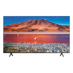 "Samsung 43"" Crystal UHD (4K) Smart Television (Latest Model 2020 / Made in Thailand ) - 43TU7000"