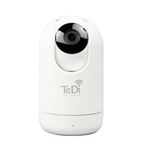 TediSmart Wi-Fi Home Camera  with Auto Tracking
