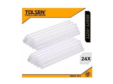 Tolsen 12-Pcs Glue Sticks 11.2*100MM - TOL79110