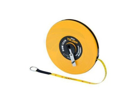 Tolsen Fibreglass Measuring Tape 30M*12.5MM - TOL35022