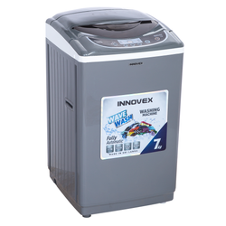 Innovex Dark Grey Fully Washing Machine-7KG- WMIFA70S