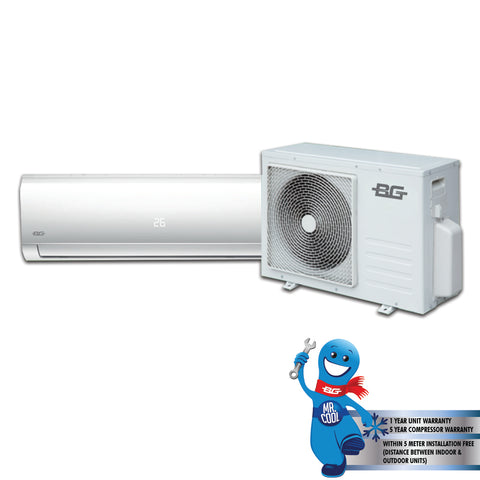 BG 24000 BTU Split Type None Inverter Air Conditioner