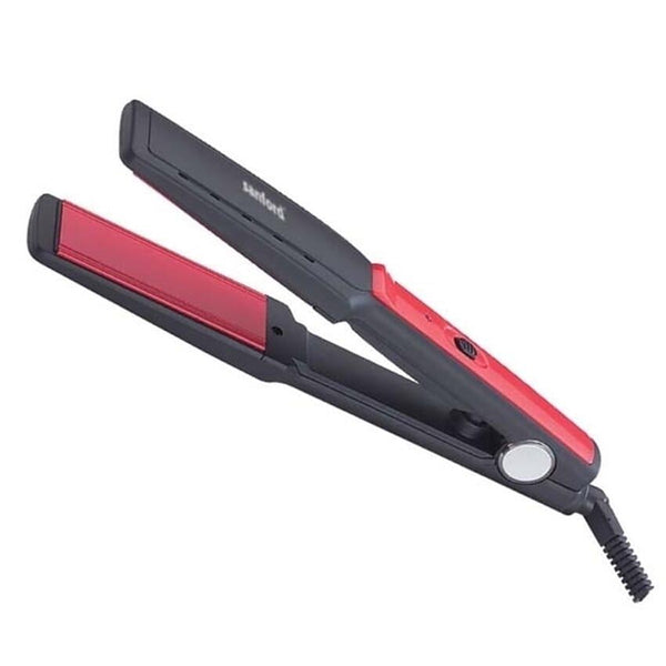 Sanford Hair Straightner Sf - 9654Hst - Black