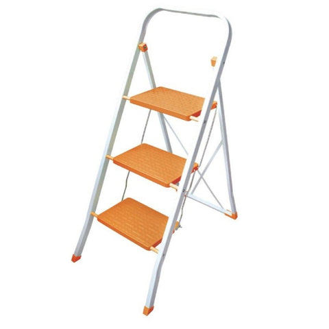 Flamingo 3 Step Ladder - FL FB7002LDR