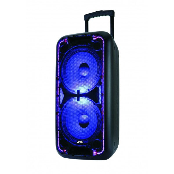 JVC Bluetooth Trolley Speaker - XSN518PB