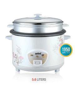 Sanford 5.6L Rice Cooker SF 1133 RC