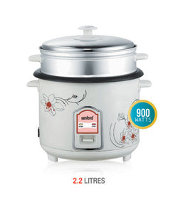 Sanford 2.2L Rice Cooker - SF 2502RC