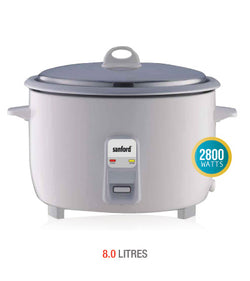 Sanford 8.0L Rice Cooker - SF 2509RC