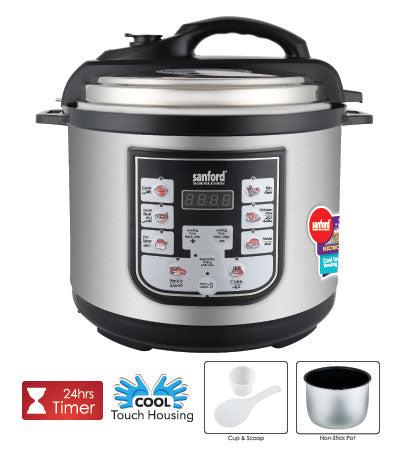 Sanford Electrical Pressure Cooker - SF-3200EPC