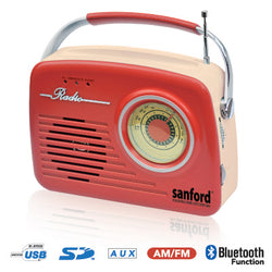 Sanford Portable Radio - SF3305PR