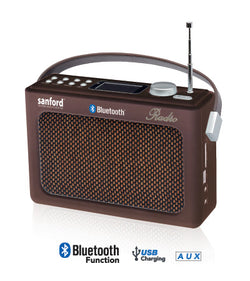Sanford Pocket Radio - SF 3306PR