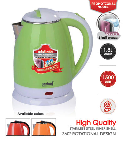 Sanford Electric Kettle - SF 3341EK