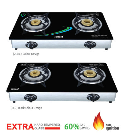 Sanford 2 Burner Gas Cooker - SF 5228GC