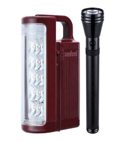 Sanford Emergency Light & Torch - SF 6202SEC