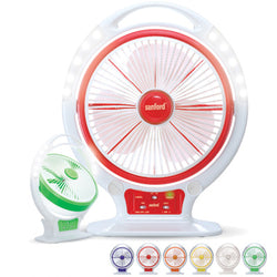 Sanford Rechargeable Table Fan - SF 962RTF