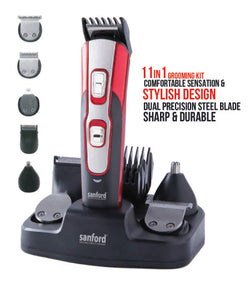 Rechargeable Hair Clipper - SF-9748HC BS