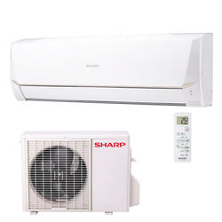 Sharp 12000 BTU Split Type Normal Air Conditioner - AH-A12SED