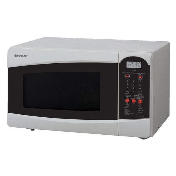 Sharp 22 Liters Microwave Oven - R-25C1(S)