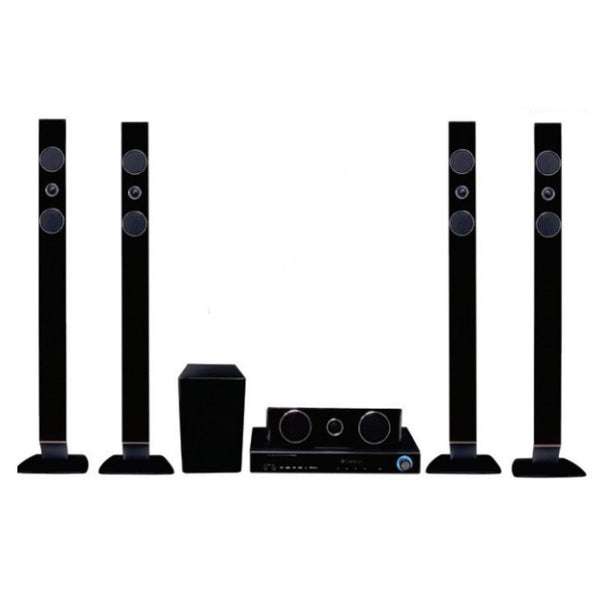 JVC Tall Boy DVD Home Theater System - TH-DTN300