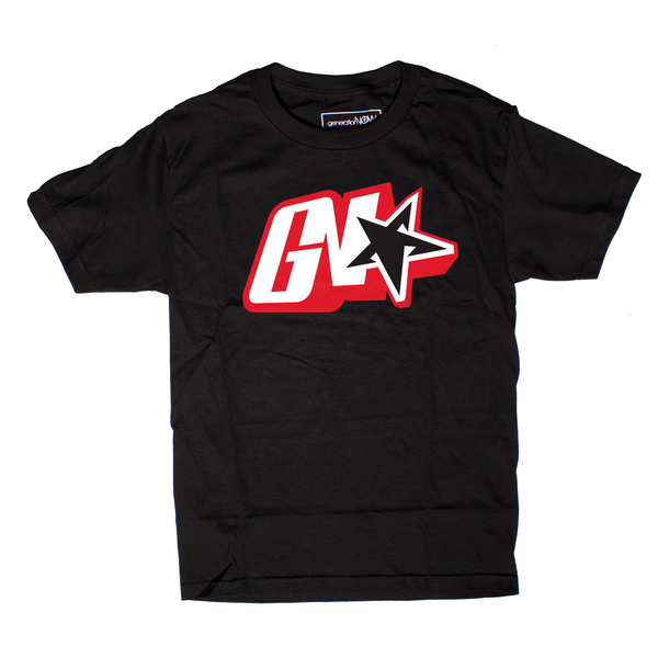 "Generation Now ""Logo Tee"" - Red"