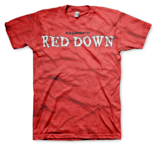 Killumantii 'Red Down' Tee