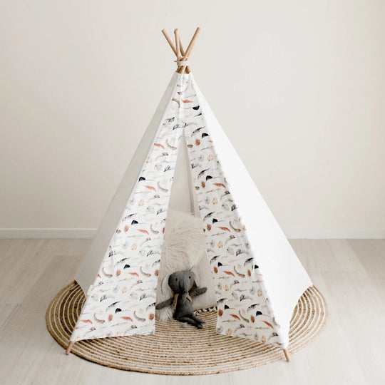Feather Teepee