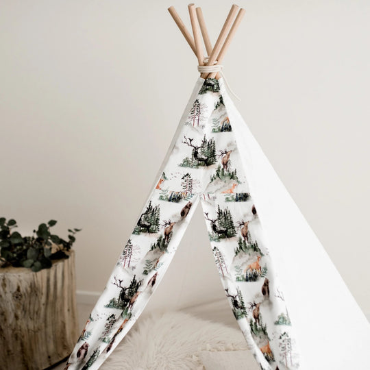 Woodlands Teepee