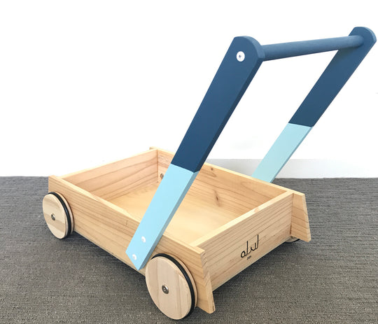Noah Wooden Trolley
