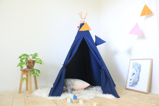 Sample- Navy Teepee