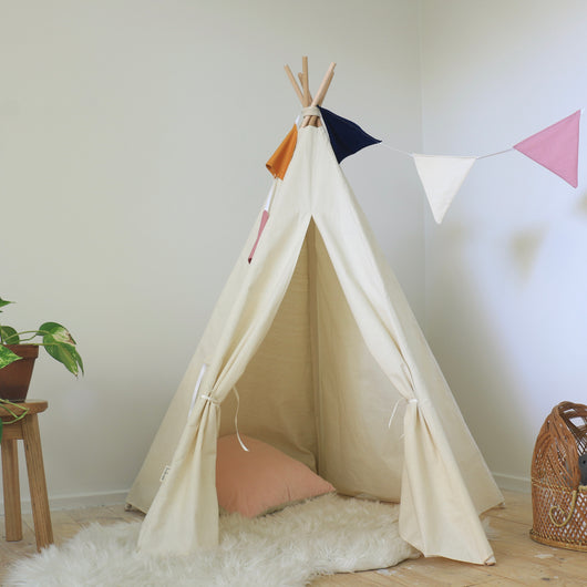 Sample- Natural Teepee