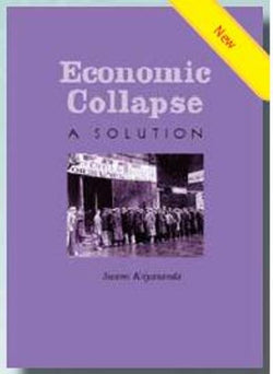 Economic Collapse - A Solution