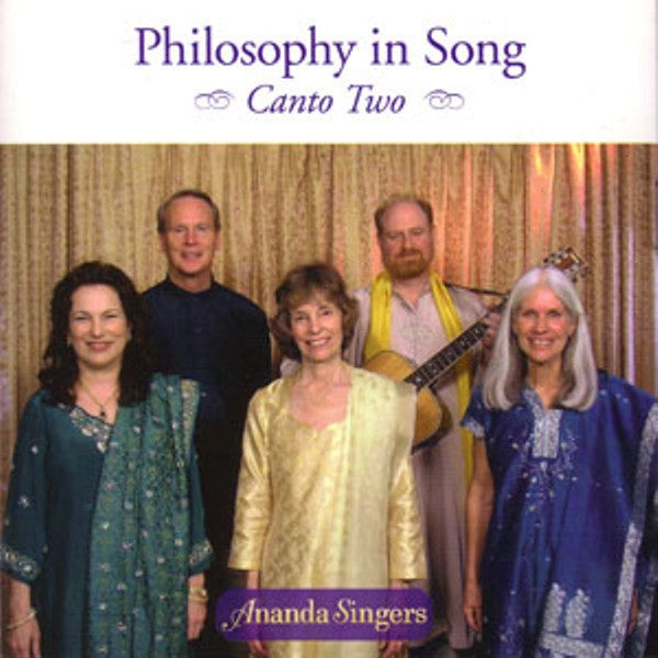 Philosophy in Song Canto 2