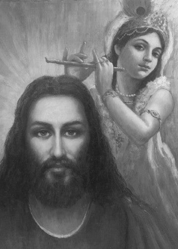 Poster Picture No. 4 of Jesus Christ and Krishna