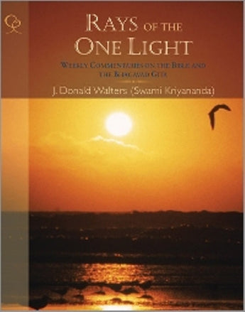 Rays of the One Light with Audiobook