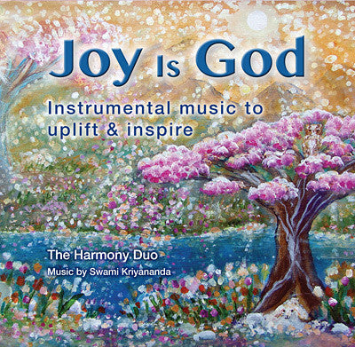 Joy is God