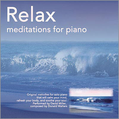 Relax: Meditations for Piano