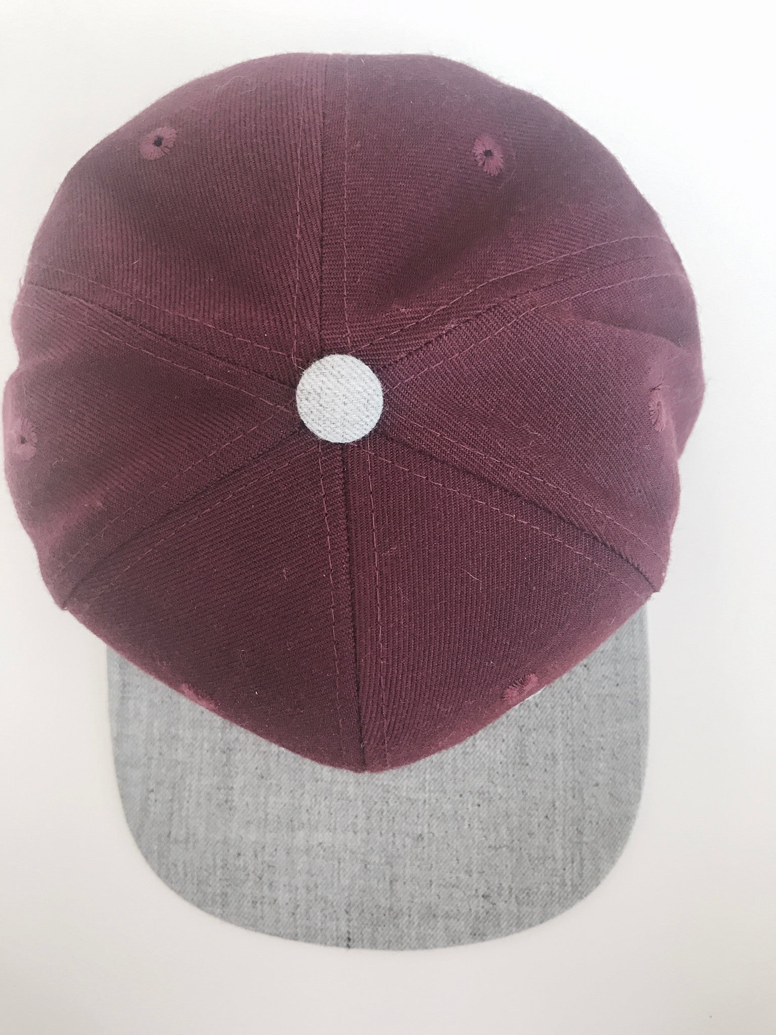 HOA Snap Burgundy