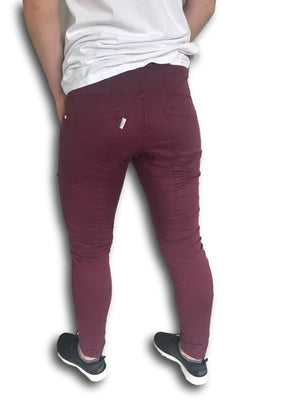 Flight Pant Bordeaux
