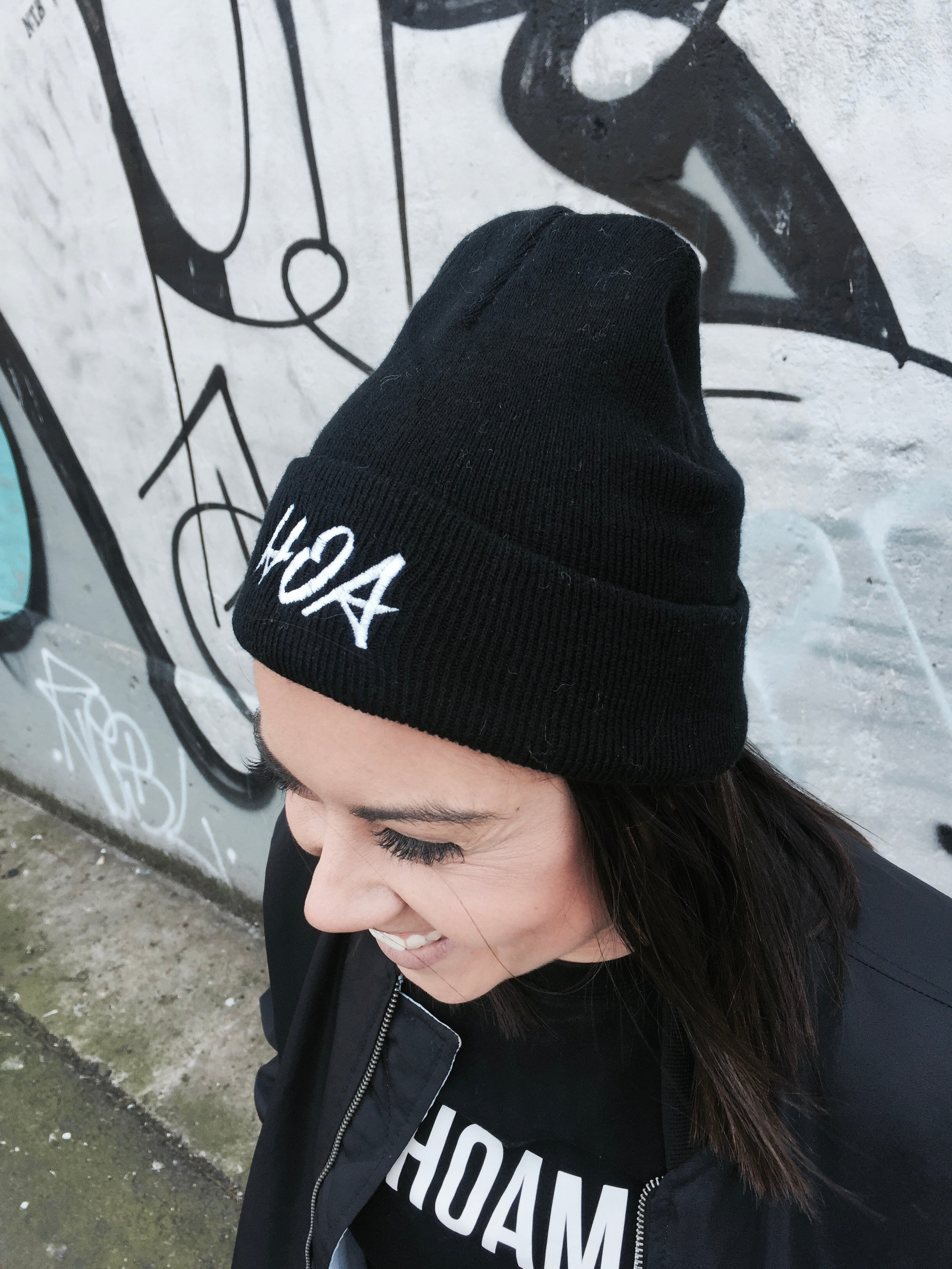 HOA Simple Beanie