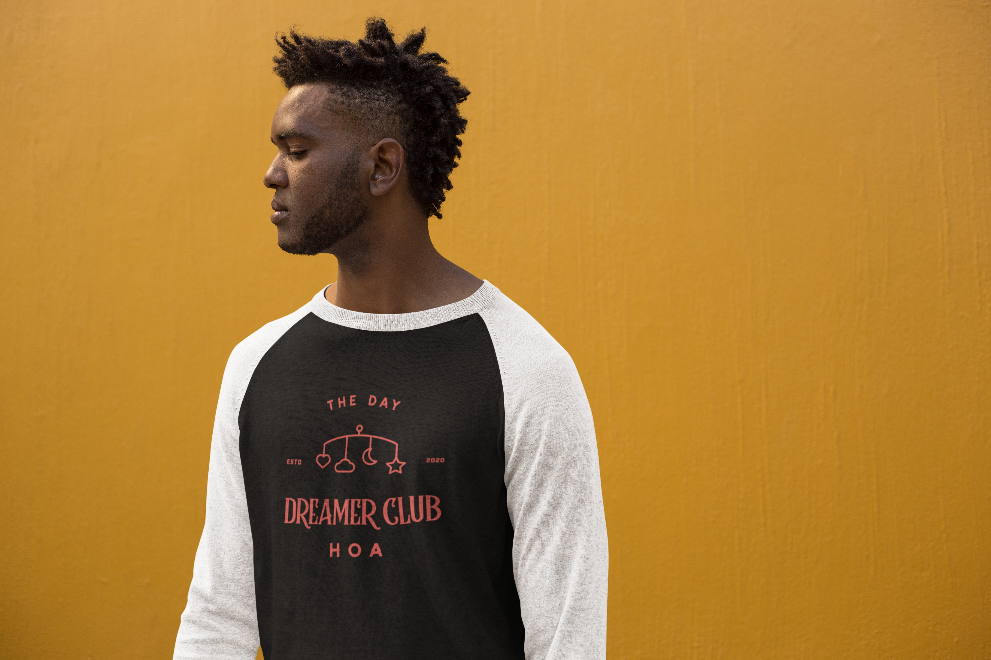 The Day Dreamer Club Raglan