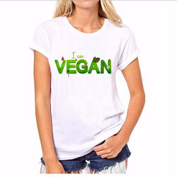 I am Vegan T-shirt