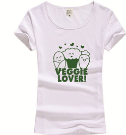 Veggie Lover Okay T-Shirt