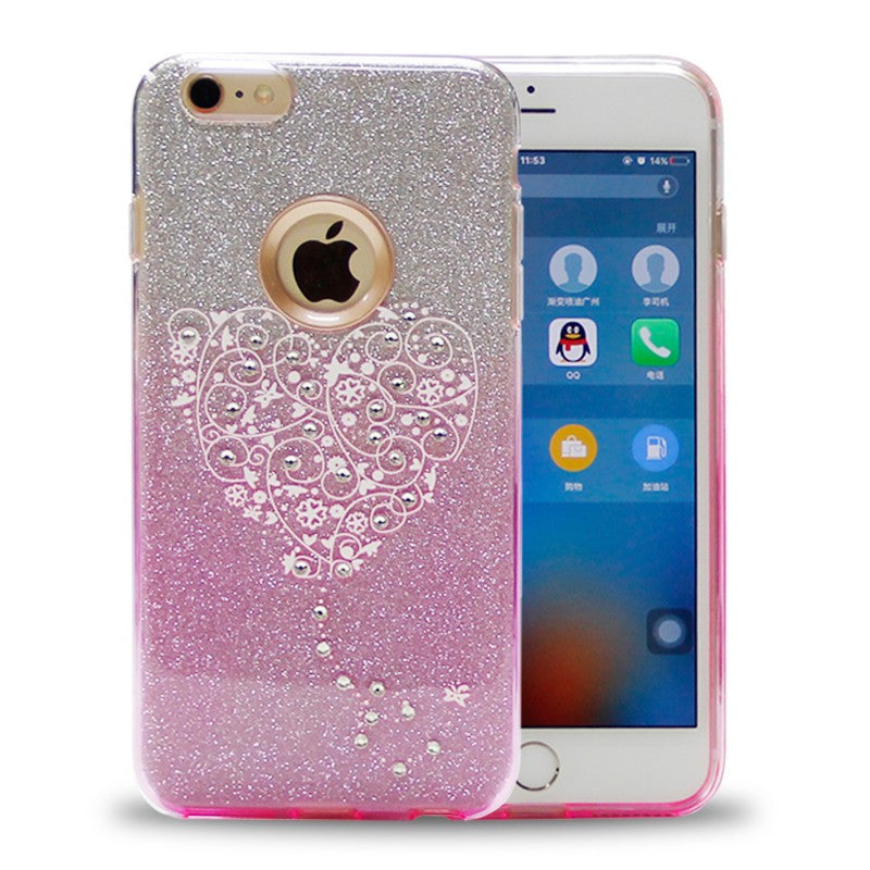 IPHONE STARLIGHT ART PINK