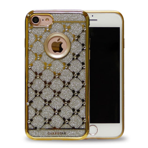 IPHONE BUTTERFLY RHINESTONE CASE