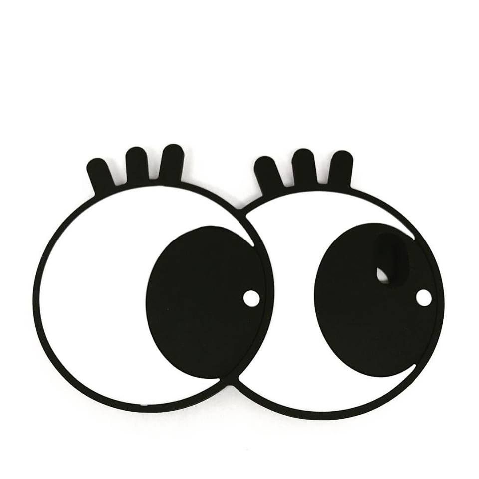 CUTE EYE BALL CASE