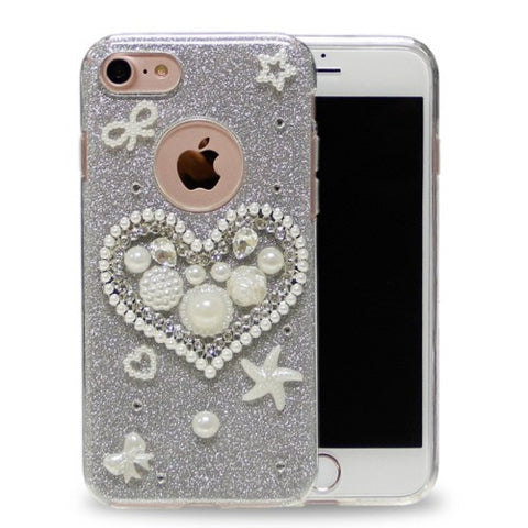 BLING HEART CASE