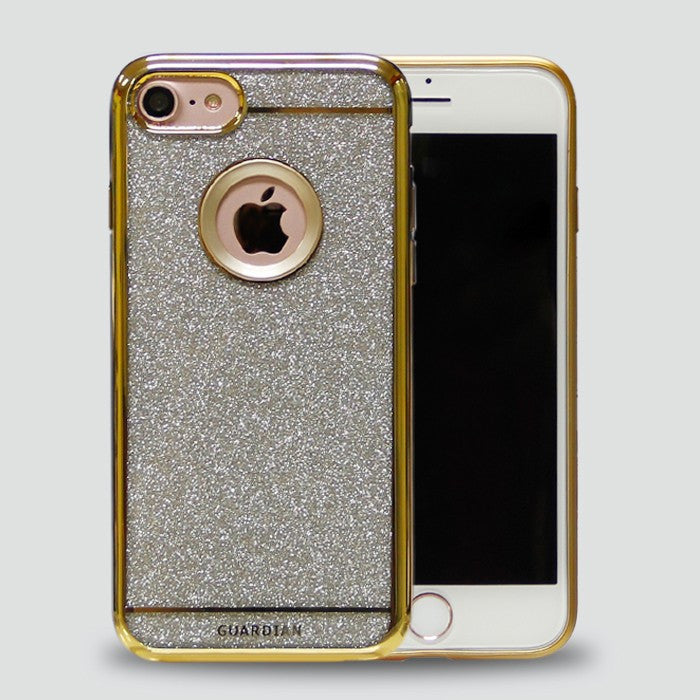 CHROME GLITTER CASE